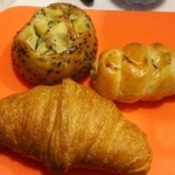 お手頃価格のパンのプチソレイユ