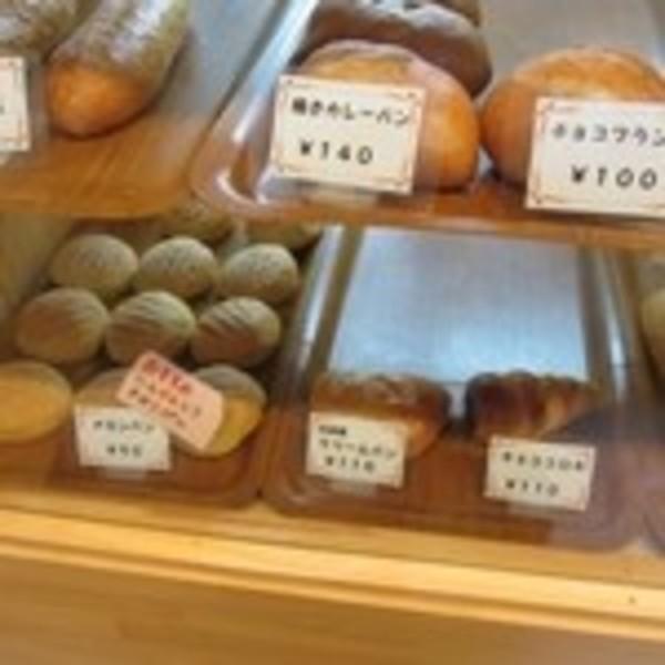 大手門の小さな路地にある可愛らしいパン屋さんです‼